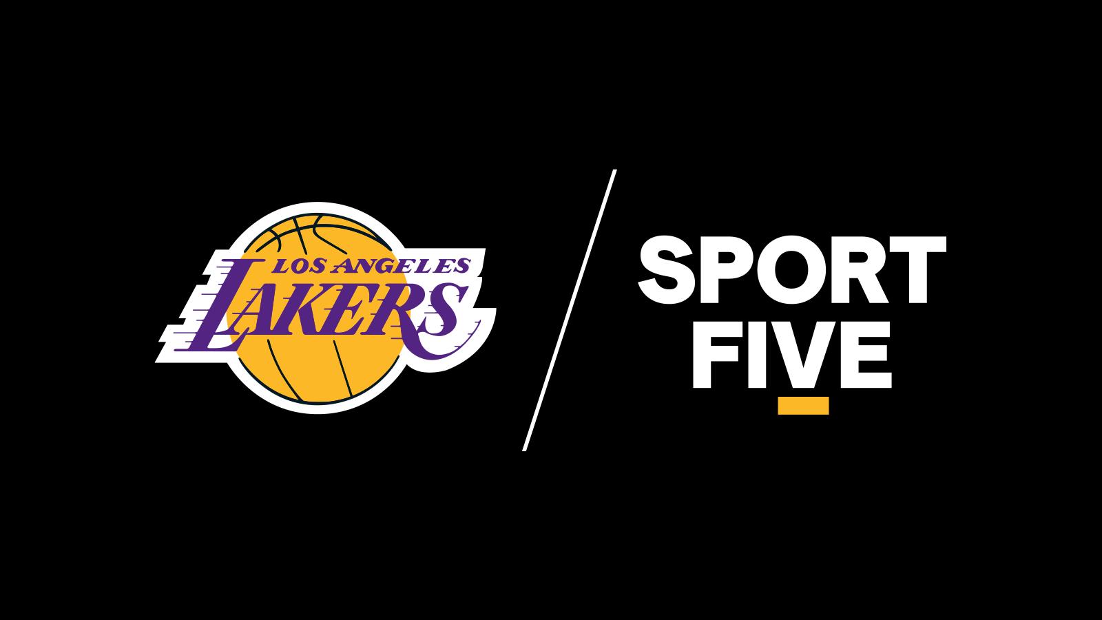 SPORTFIVE与洛杉矶湖人队达成全球独家合作